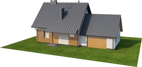 Projekt domu DM-6518 - model