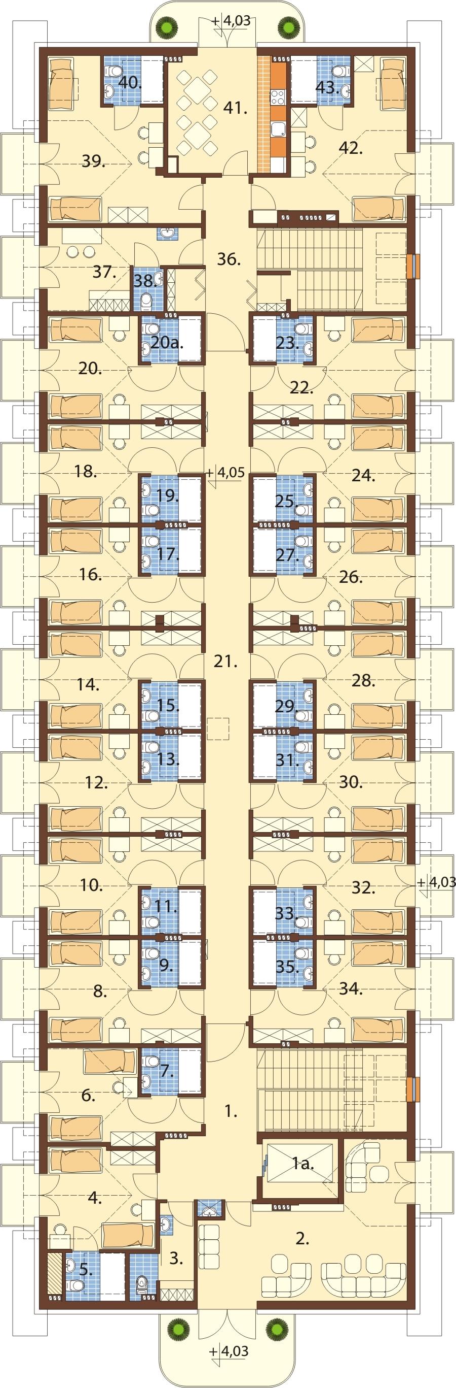 Projekt K-67 - rzut
