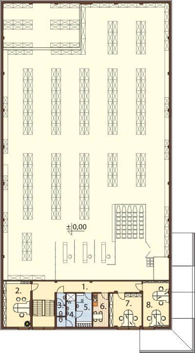 Projekt K-78 - rzut