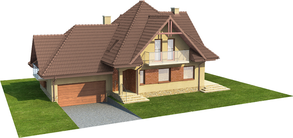 Projekt domu L-6571 - model