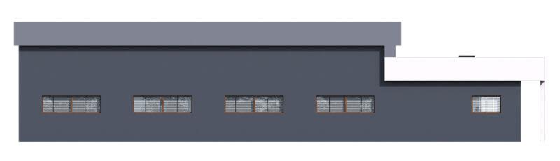 Projekt K-73 - elewacja