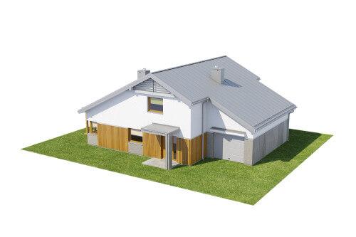 Projekt domu DM-6564 - model