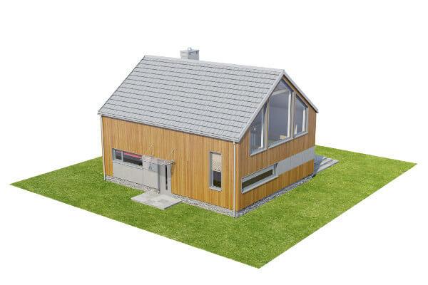 Projekt domu L-6562 - model