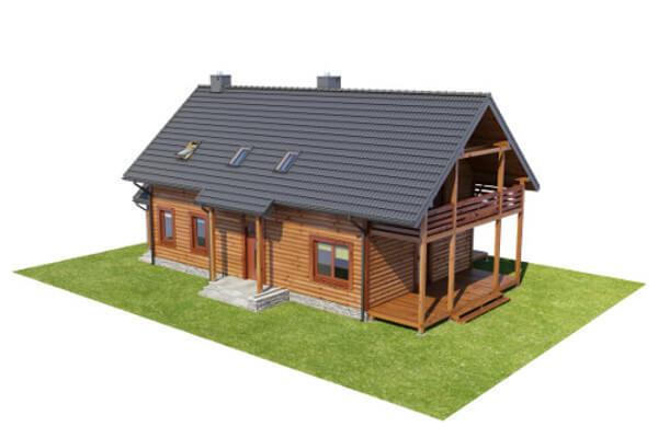 Projekt domu L-6585 - model
