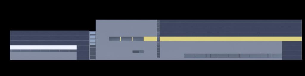 Projekt K-106 - elewacja