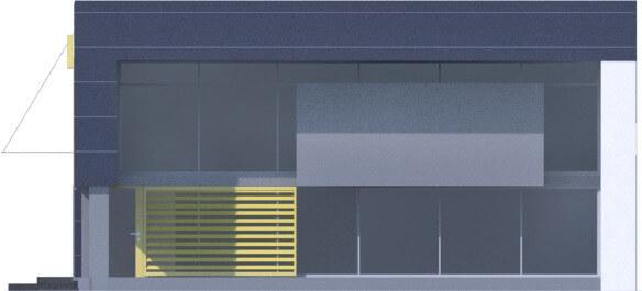 Projekt LK-106 - elewacja