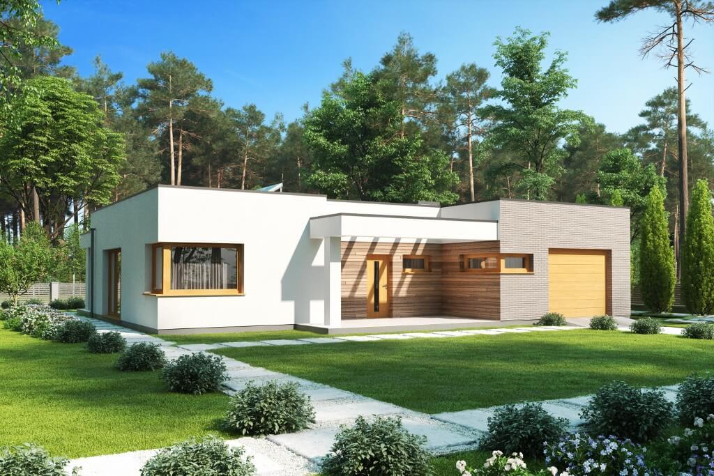 Projekt Domu Oliwnik Dm 6621 Pow Uż 15985 M2 Projekty