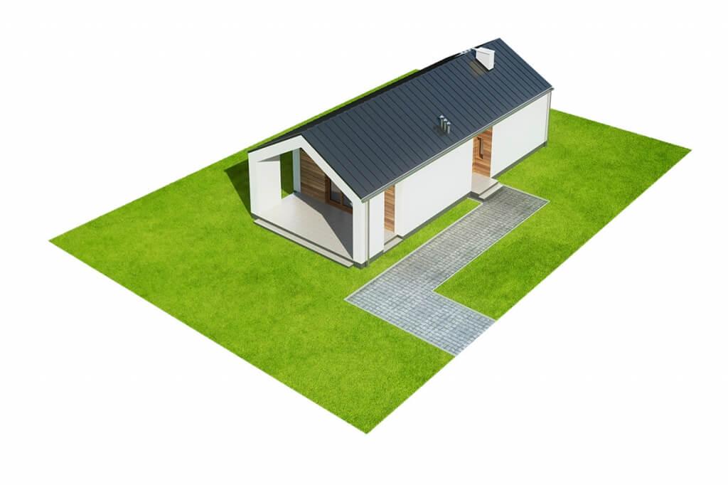 Projekt domu DM-6622 - model