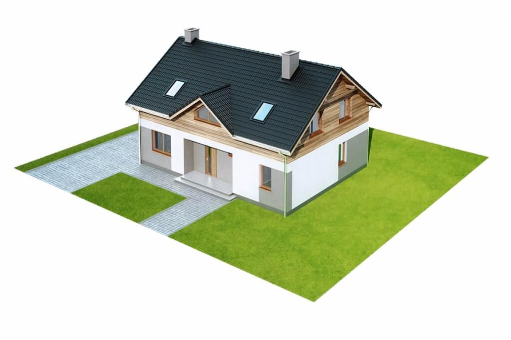 Projekt domu DM-6630 - model
