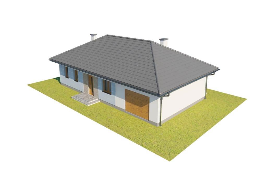 Projekt domu DM-6625 - model