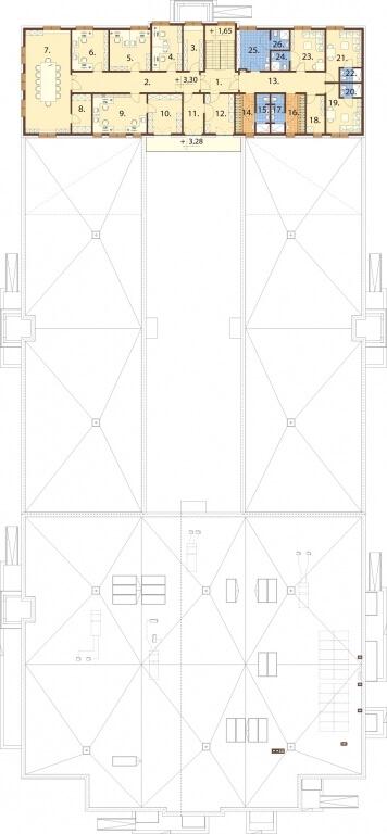 Projekt LK-109 - rzut