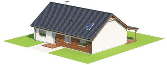 Projekt domu DM-6660 - model