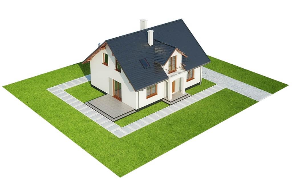 Projekt domu DM-6677 - model