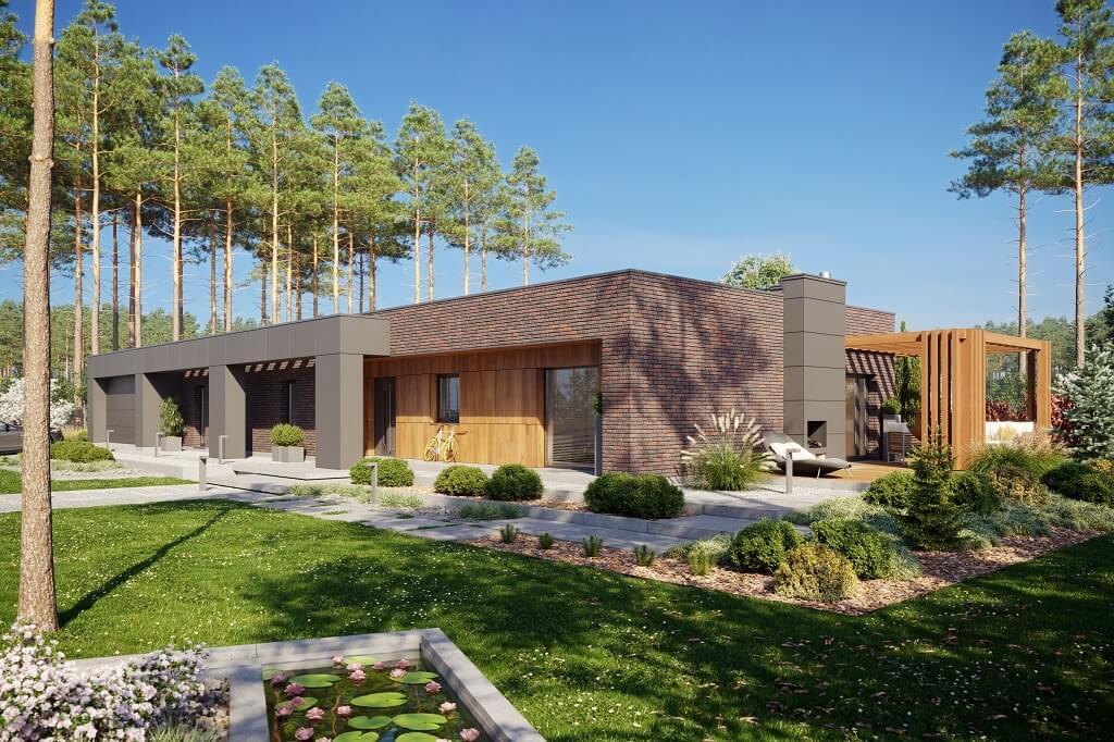 Projekt domu LIMAK