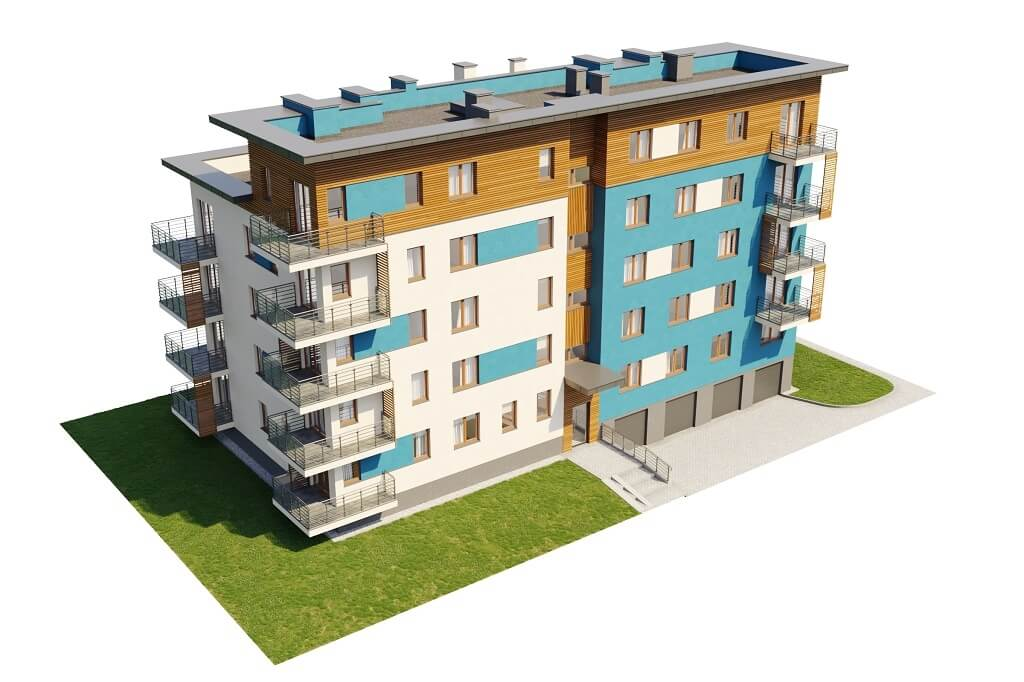 Projekt domu DM-6670 - model