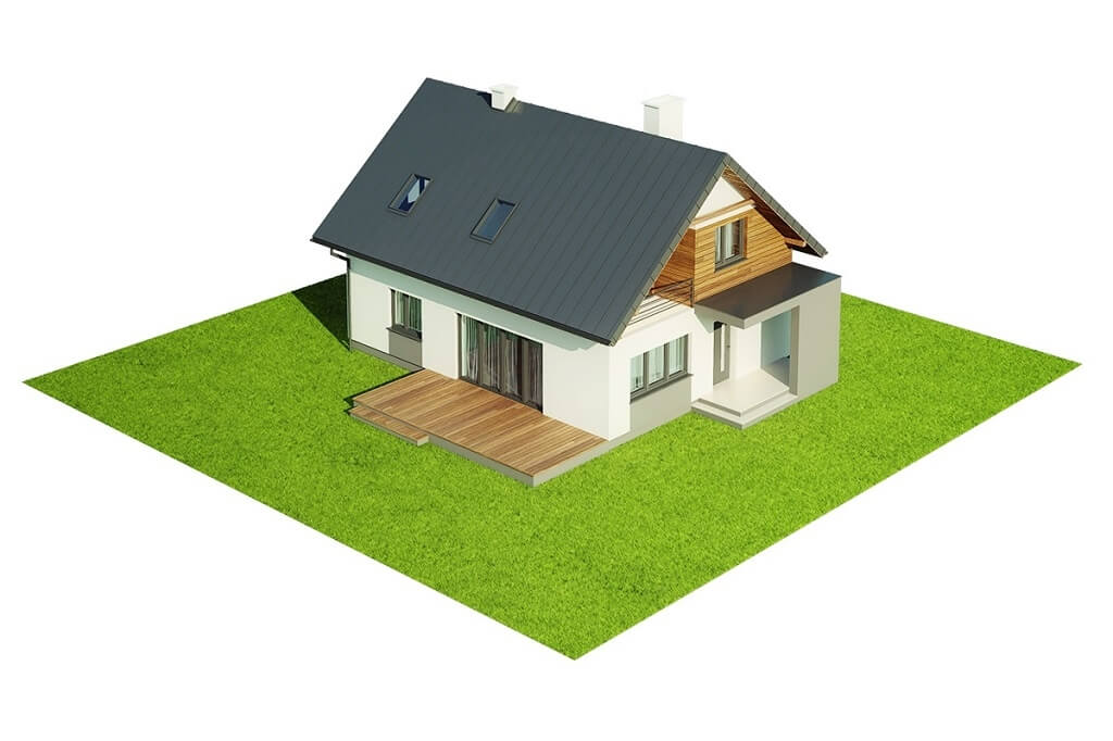 Projekt domu DM-6664 - model