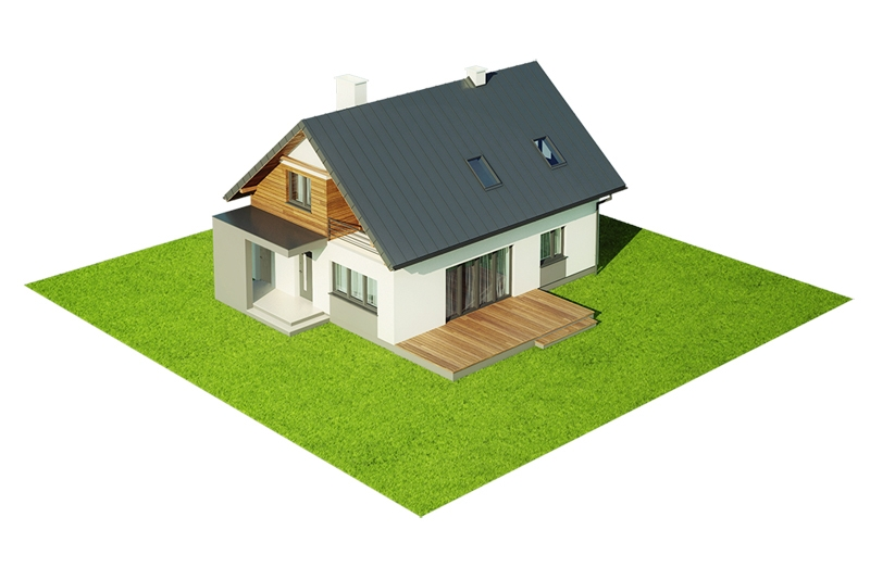 Projekt domu L-6664 - model