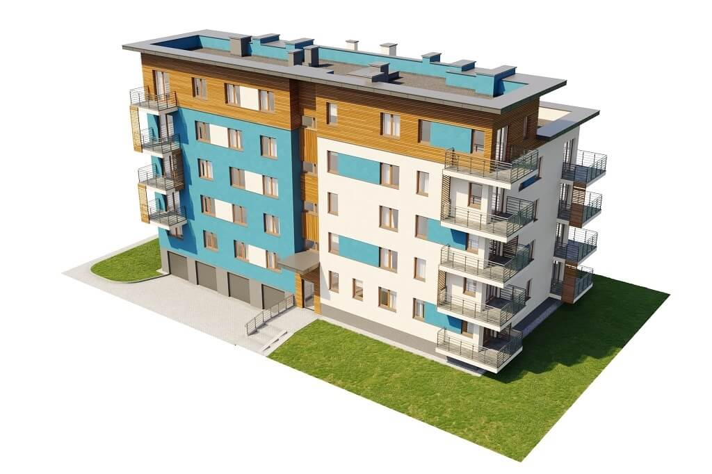 Projekt domu L-6670 - model