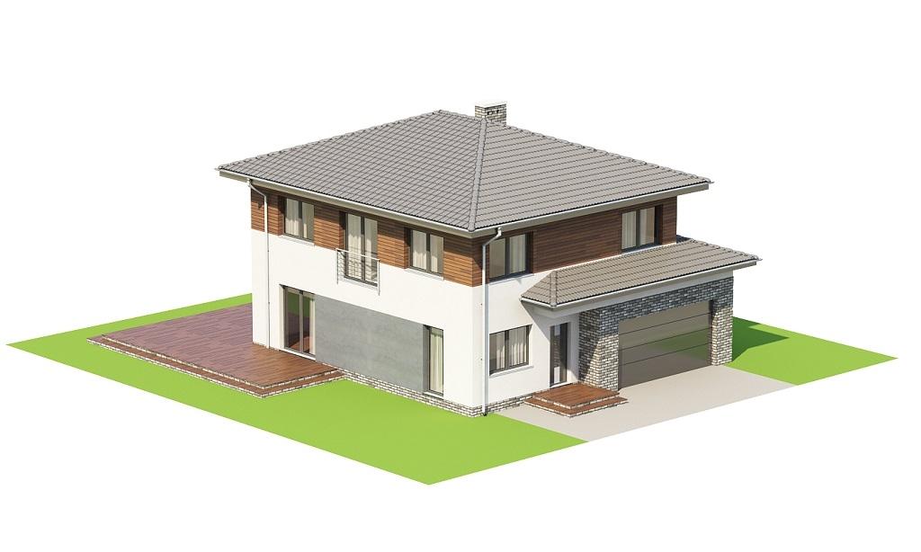 Projekt domu DM-6679 - model