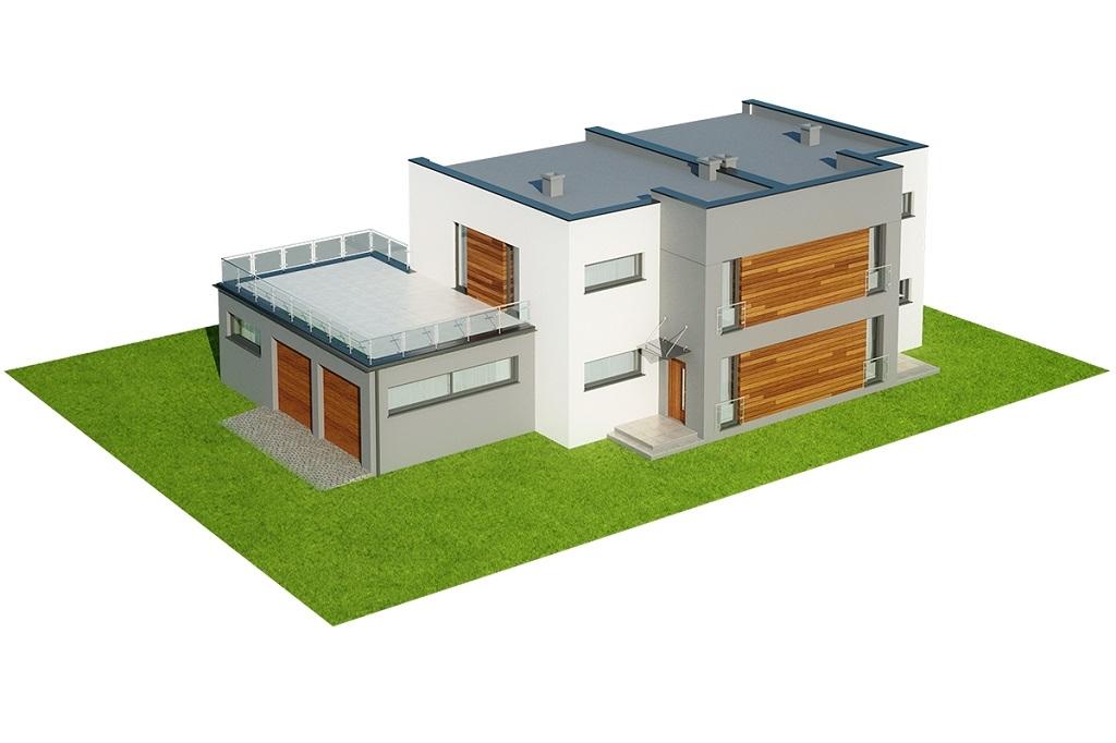 Projekt domu DM-6680 - model