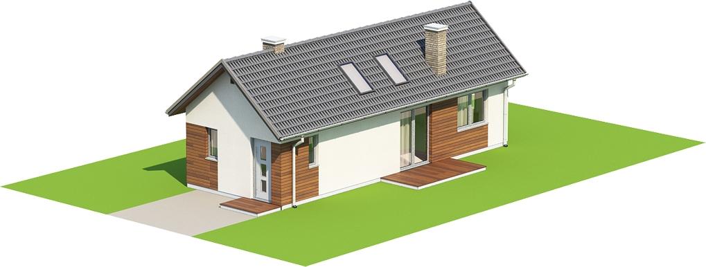 Projekt domu DM-6692 - model