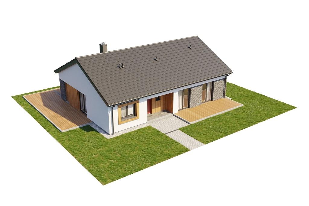 Projekt domu DM-6694 - model