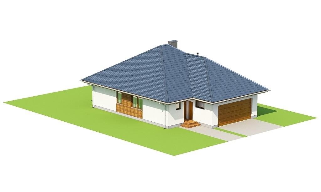 Projekt domu DM-6635 - model