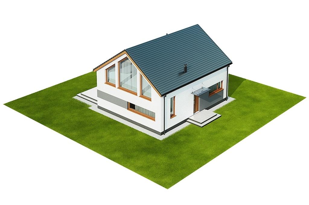 Projekt domu DM-6562 B - model