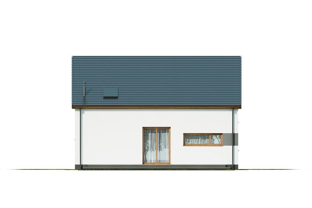 Projekt domu DM-6562 B - elewacja