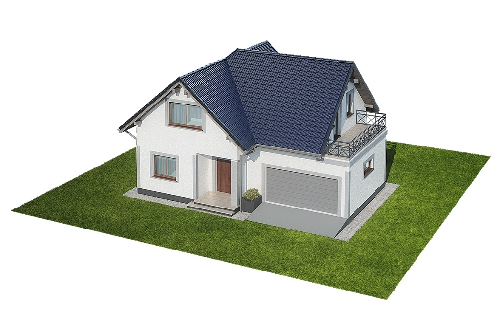 Projekt domu DM-6689 - model