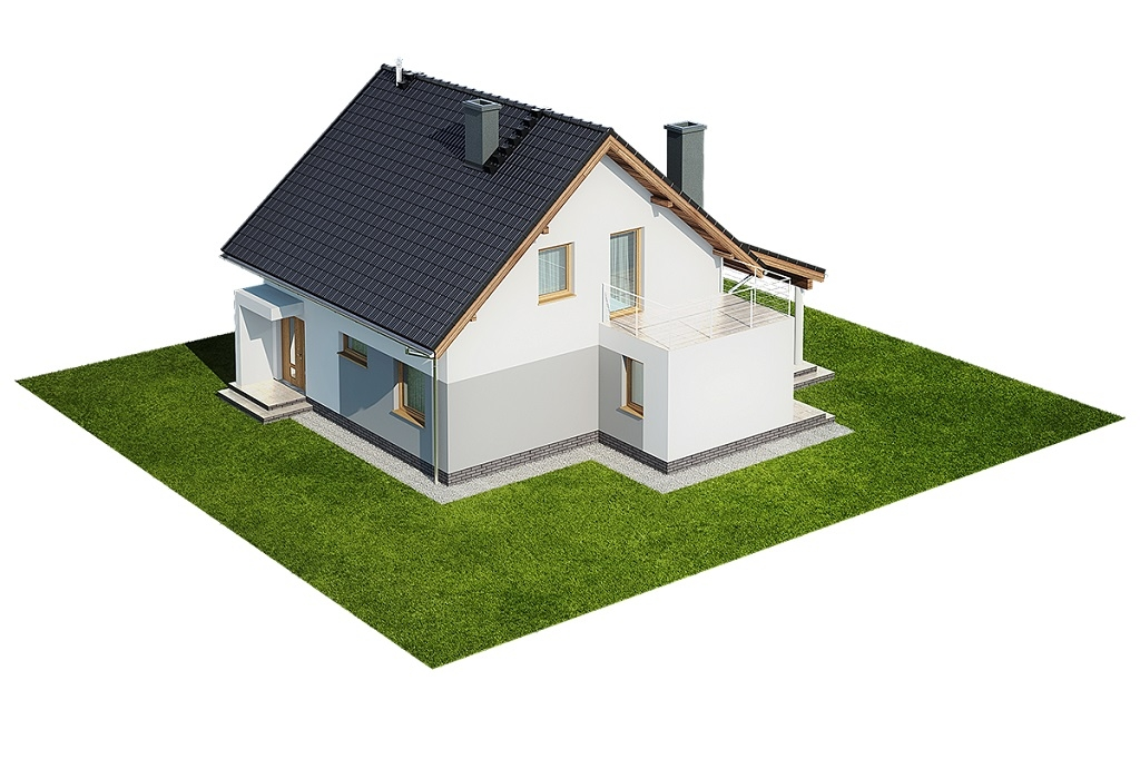 Projekt domu DM-6690 - model