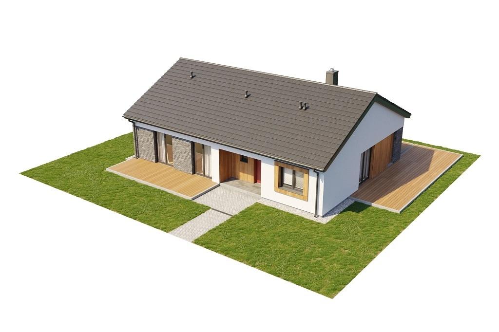 Projekt domu L-6694 - model