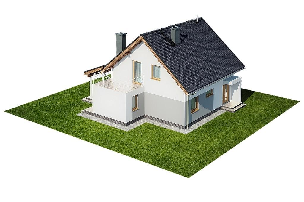 Projekt domu L-6690 - model
