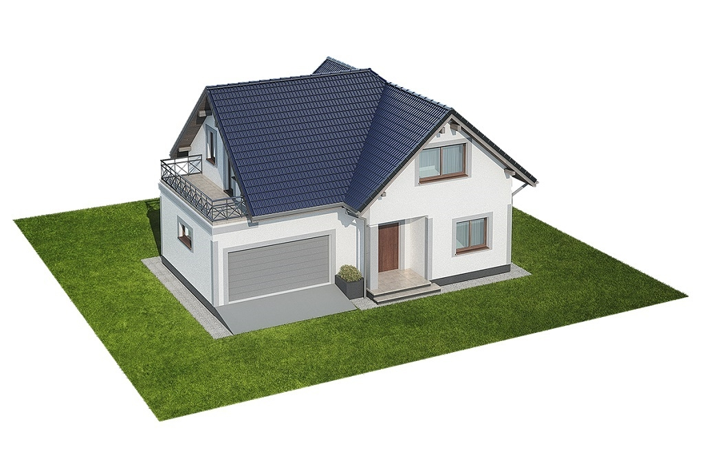 Projekt domu L-6689 - model