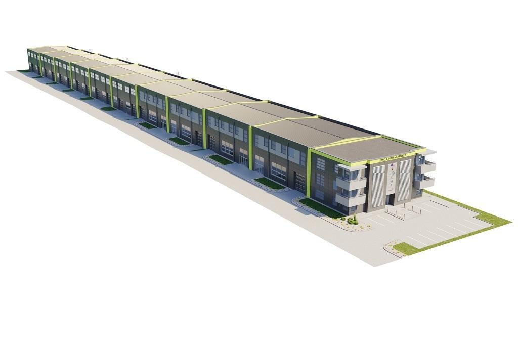 Projekt LK-116 - model