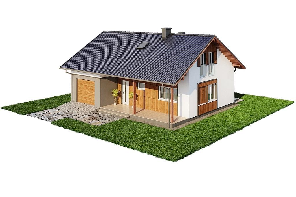 Projekt domu DM-6693 - model