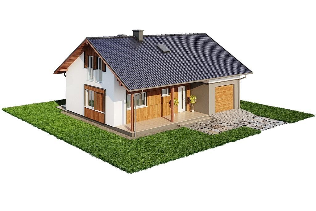 Projekt domu L-6693 - model