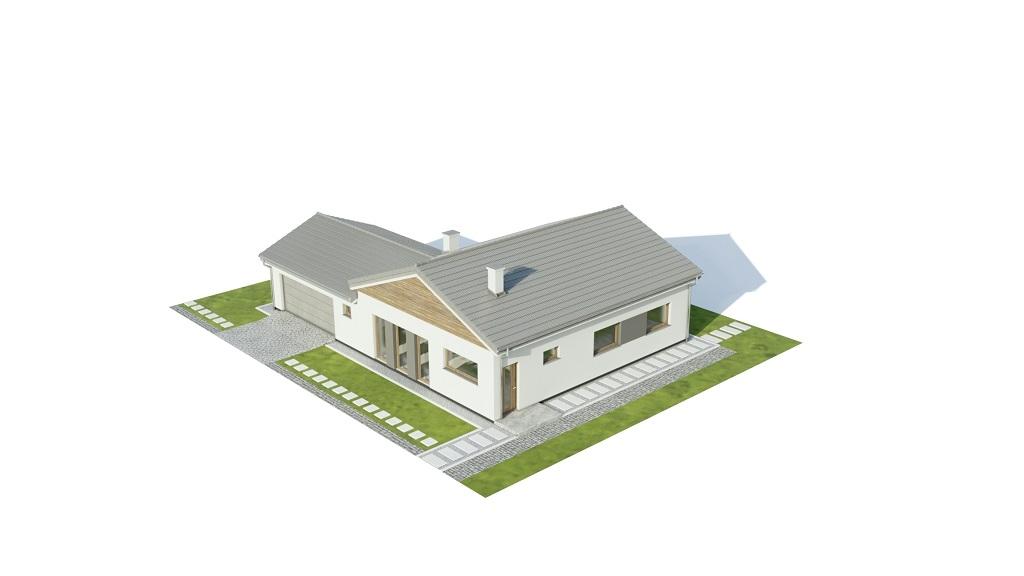 Projekt domu DM-6732 - model