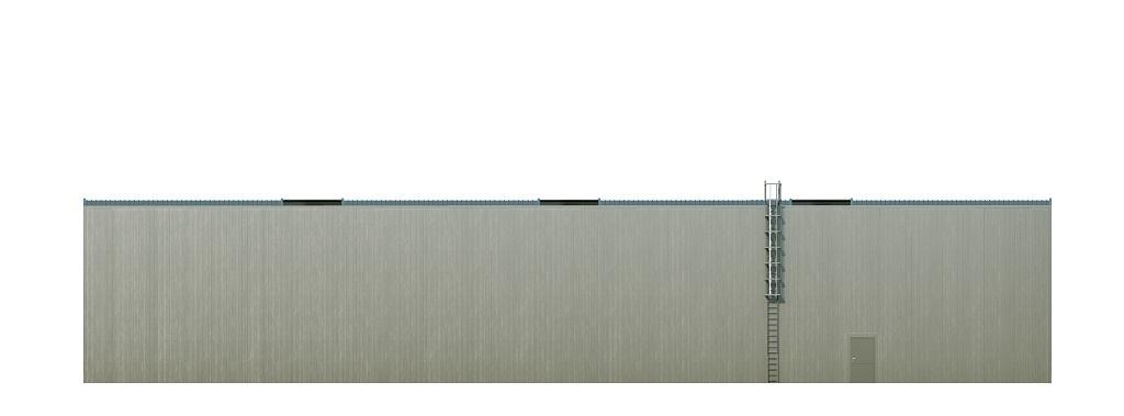 Projekt LK-129 - elewacja