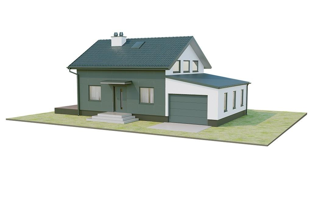 Projekt domu DM-6716 - model