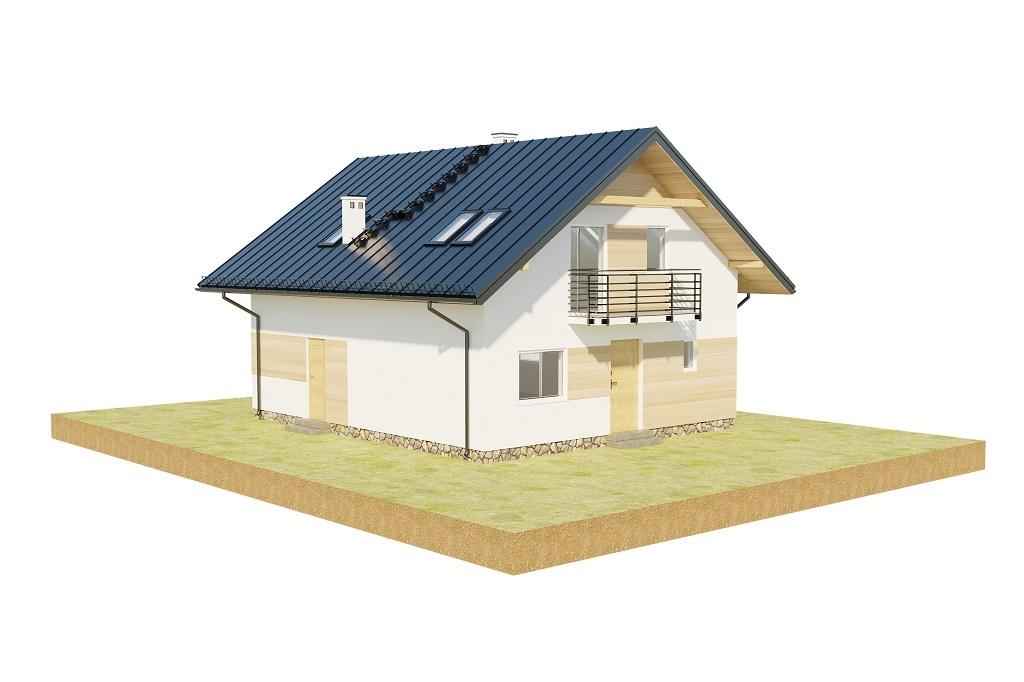 Projekt domu DM-6720 - model