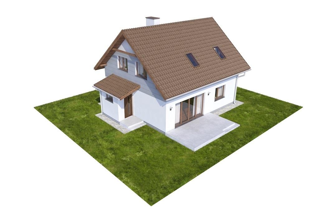 Projekt domu L-6592 N - model