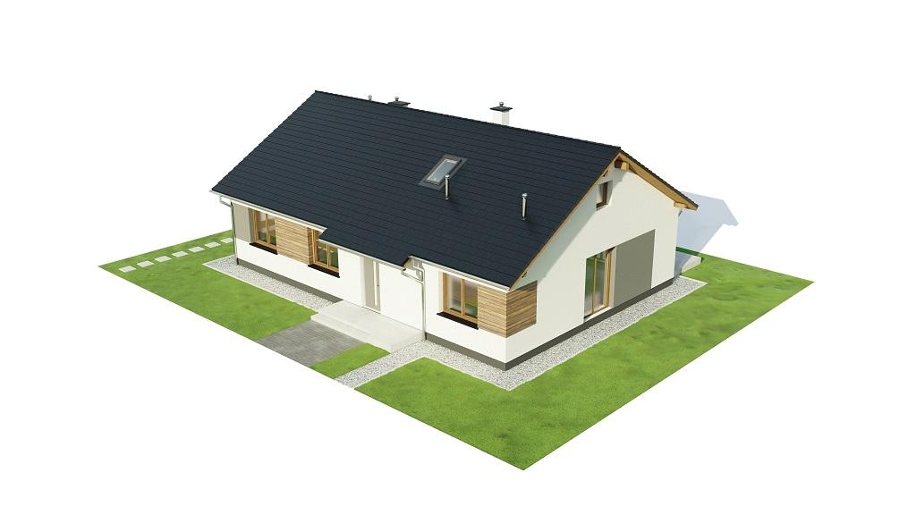Projekt domu DM-6741 - model
