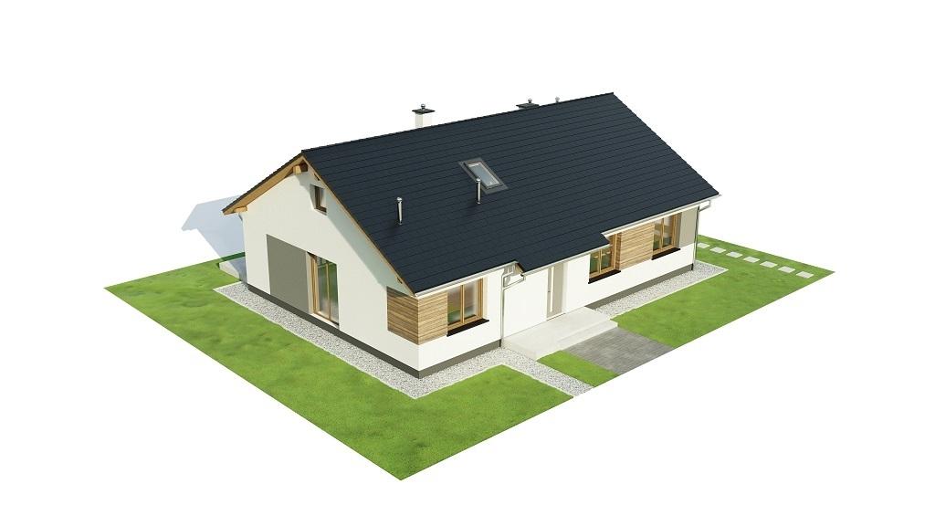 Projekt domu L-6741 - model