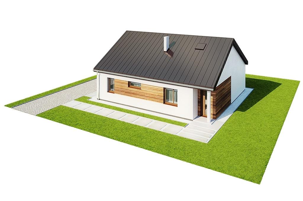 Projekt domu DM-6654 - model