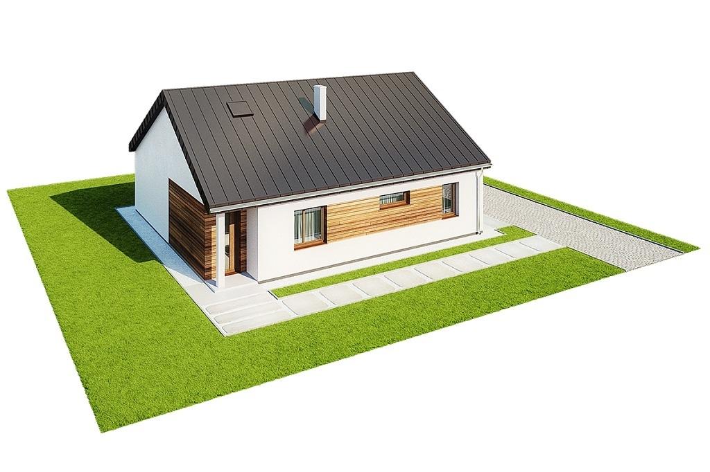 Projekt domu L-6654 - model