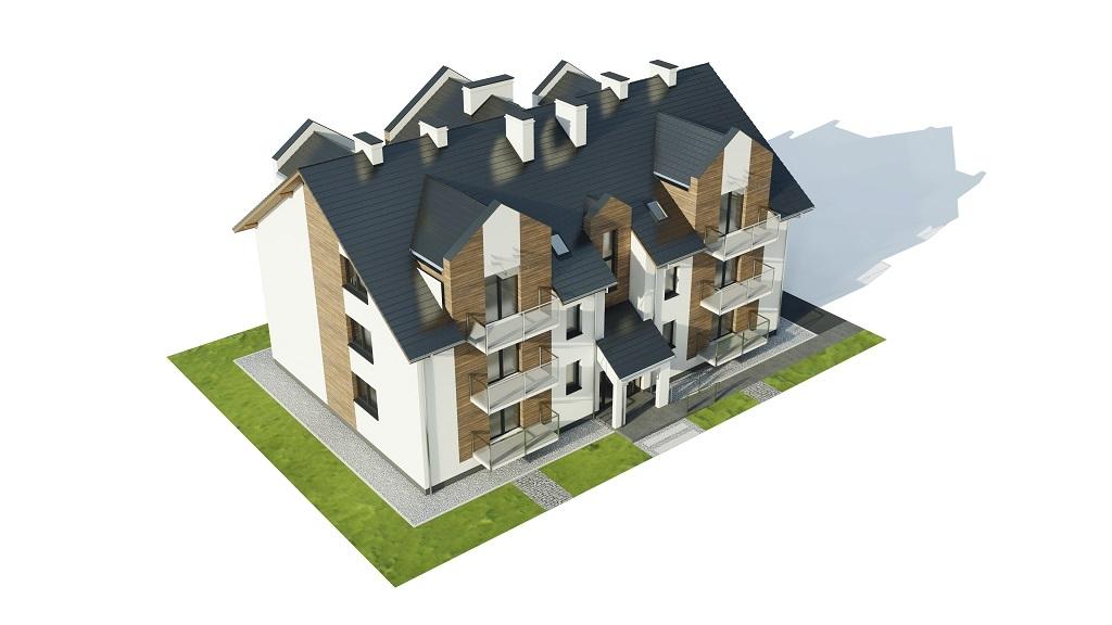 Projekt domu DM-6748 - model