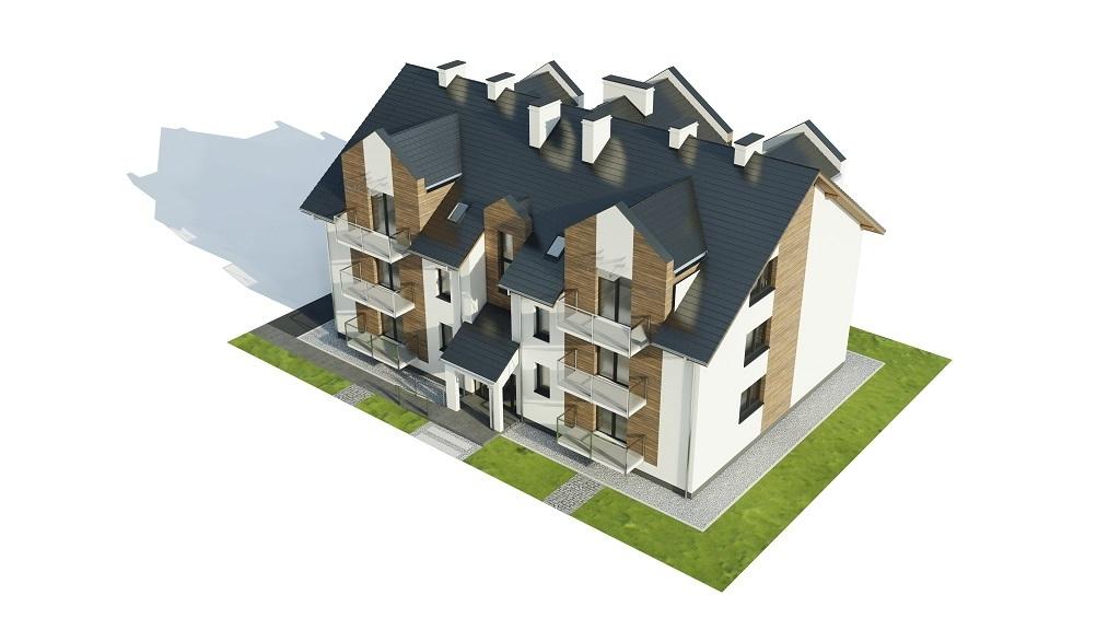 Projekt domu L-6748 - model