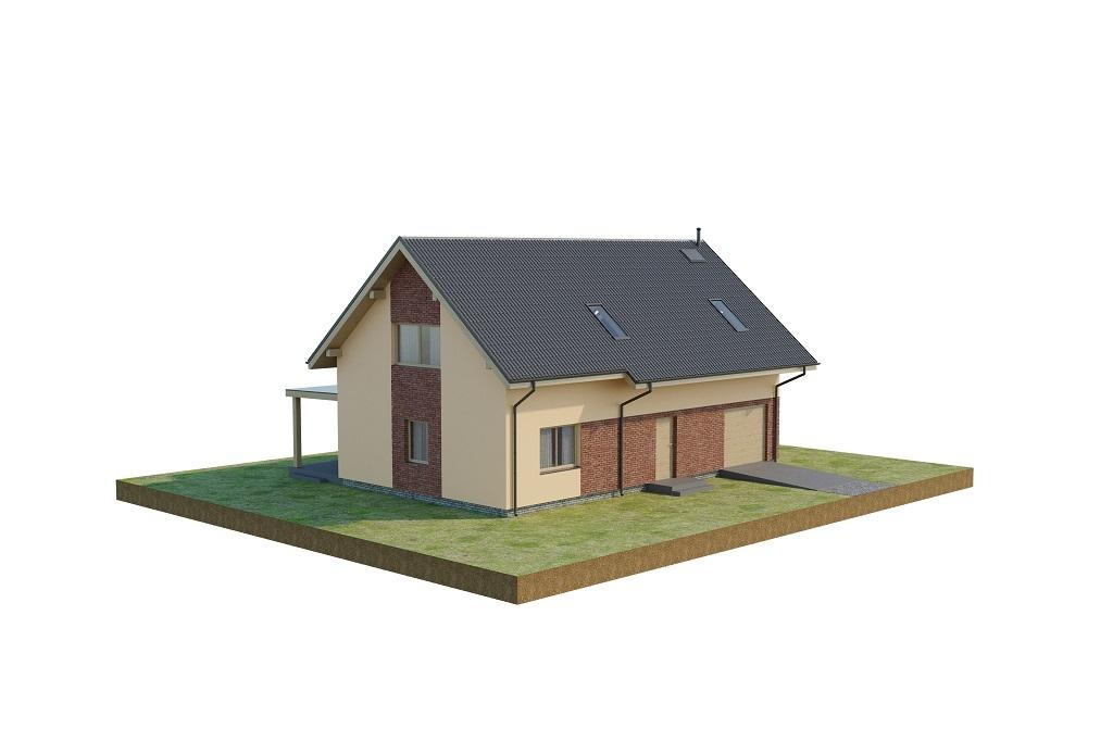 Projekt domu DM-6765 - model