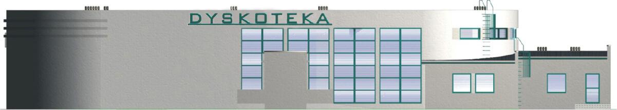 Projekt K-10 - elewacja